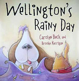 Carolyn Beck_Wellington's Rainy Day