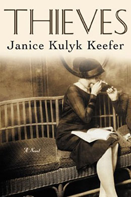 Janice Kulyk Keefer_Thieves
