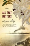 Wayson Choy_All That Matters (ALL THAT MATTERS by Wayson Choy)
