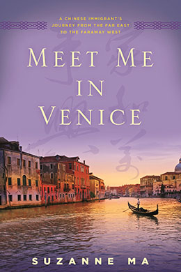 MEET ME IN VENICE Suzanne Ma