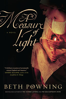 A MEASURE OF LIGHT Beth Powning