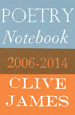 POETRY NOTEBOOK Clive James
