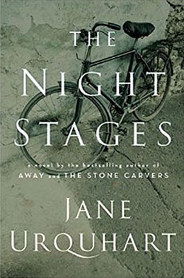 THE NIGHT STAGES Jane Urquhart