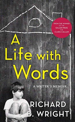 A LIFE WITH WORDS - R Wright 2